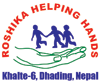 Roshika Helping Hands Logo